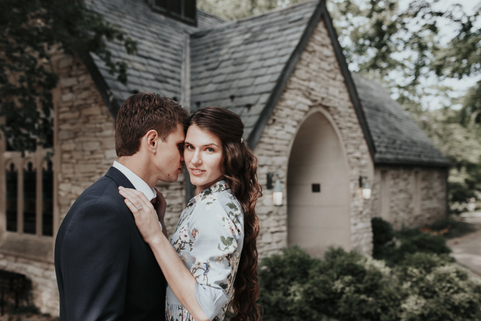 Jessica + Jake: An Indiana Engagement