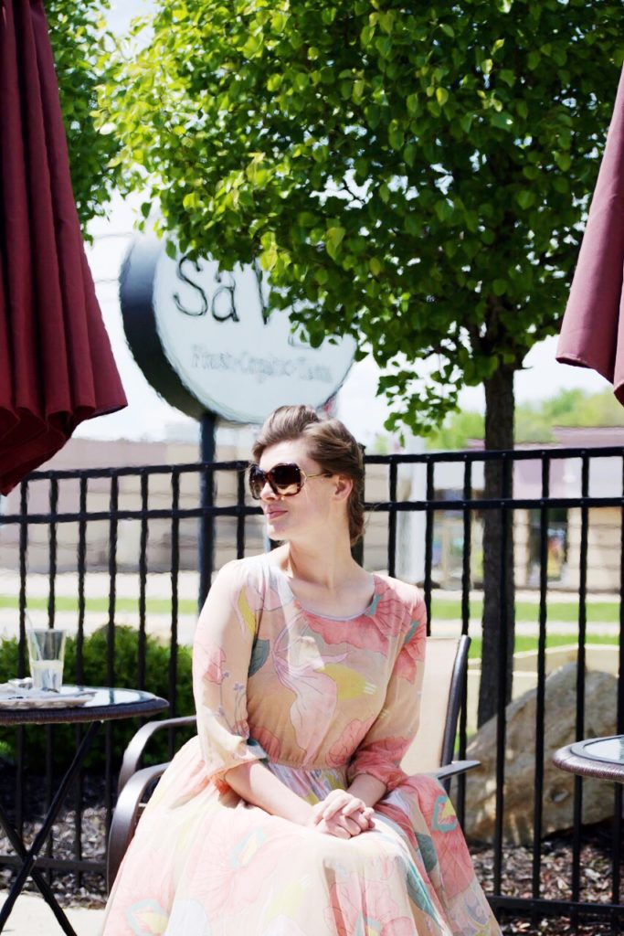 Spring Wedding Outfit: What to Wear to a Wedding | Modest Style with @NicholeCriss on @ShesIntentional
