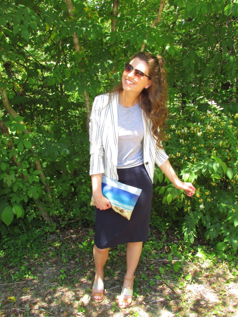 A Hamptons Inspired Outfit | She's Intentional