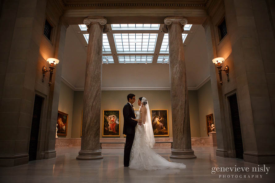 Wedding Venues | Cleveland Museum of Art | She's Intentional: The Dainty Jewell's Blog