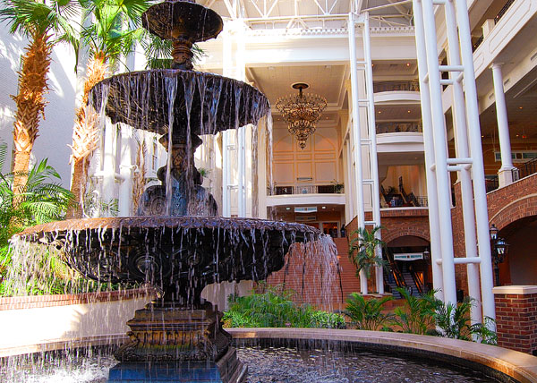 Wedding Venues | The Gaylord Opryland Hotel | She's Intentional